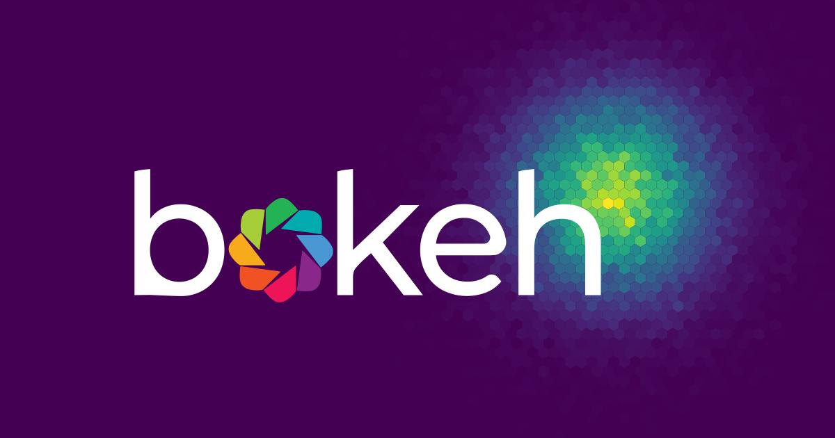 Bokeh documentation